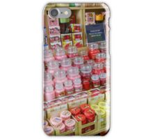 Spoiled for Choice - Shop Display iPhone Case/Skin