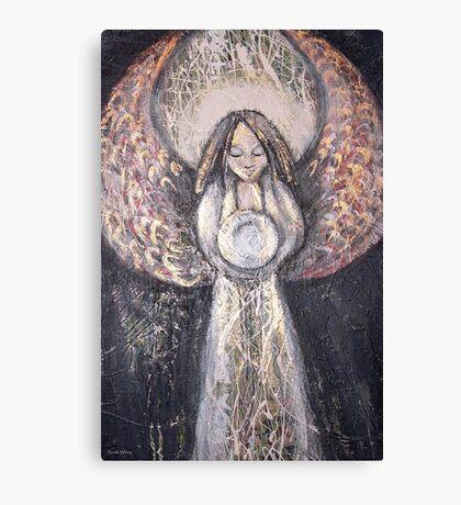 Healing ANGEL Canvas Print