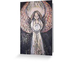 Healing ANGEL Greeting Card