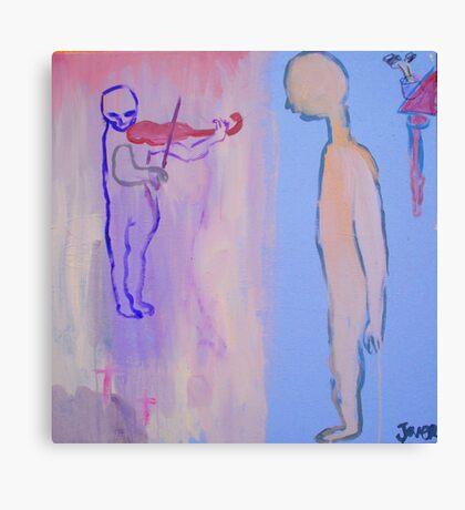 sad song Canvas Print