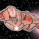 ironman II by vampvamp