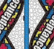 Autism Acceptance Puzzle edition Sticker
