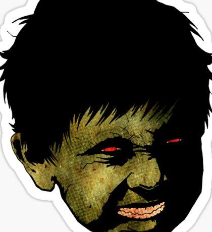 Junior Ghoul Sticker