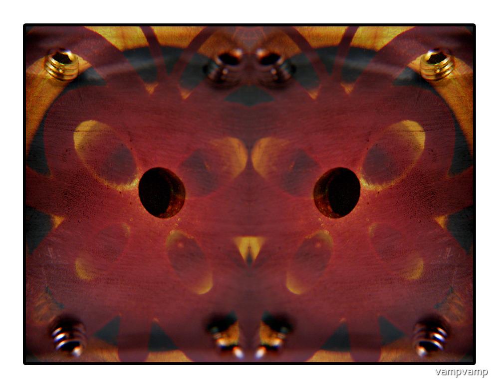 ligneous shield by vampvamp