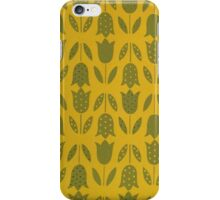 """Mod Tulips - HARVEST GOLD"" iPhone Case/Skin"