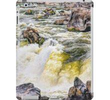 Great Falls Park - Cascades iPad Case/Skin