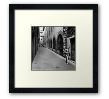 Mothers, Fathers Framed Print