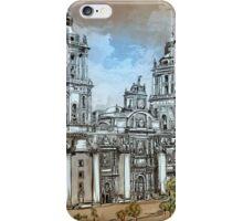 Mexico City Metropolitan Cathedral. iPhone Case/Skin