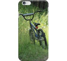 Bicycle Waiting For Summer Rider iPhone Case/Skin