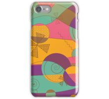 Abstract Pattern - Chocolate Candy iPhone Case/Skin