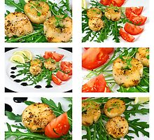 Coquille Saint-Jacques Summer Styled by SmoothBreeze7