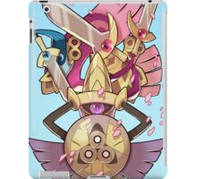 Sacred Swords iPad Case/Skin