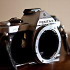 Pentax SLR by adrianfowlers