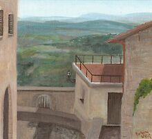 Montecastello by Barbara Weir