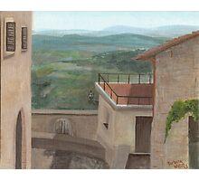 Montecastello Photographic Print