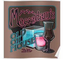 Maccadam's Poster