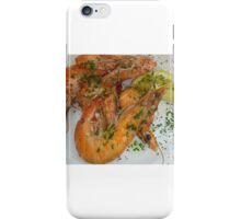 Succulent Prawns iPhone Case/Skin