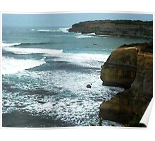Ocean. Southern or Antarctic off Port Campbell Poster