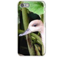 Peeking Duck iPhone Case/Skin