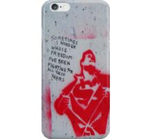 Super Graffito iPhone Case/Skin