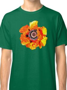 Red Poppy T Shirt Classic T-Shirt