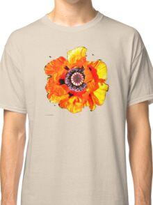 Red Poppy T Shirt Classic T-Shirt