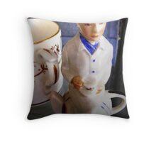 Shelf Still Life V Throw Pillow