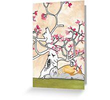 House of Ghibli Greeting Card