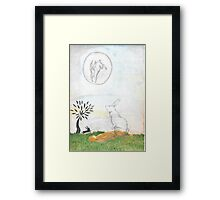 Watership Down Framed Print