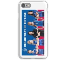 USWNT Department of Defense case iPhone Case/Skin