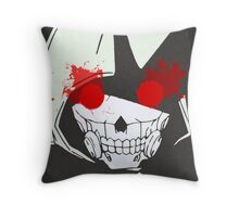 Death Gun Throw Pillow