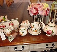 Lovely China Setting - Gift shop in Malden by EdsMum