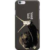 Evil Snail for Iphones and Samsung iPhone Case/Skin