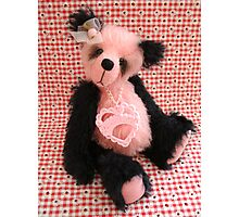Candy by Wee Darlin Bears Photographic Print