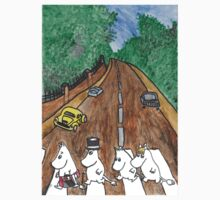 Moomins Parody Abbey Road  Kids Clothes