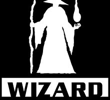Wizard Inverted by astevensdesigns