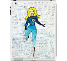 Invisible Woman iPad Case/Skin