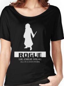 Rogue Inverted Women's Relaxed Fit T-Shirt
