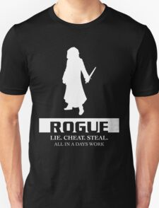 Rogue Inverted Unisex T-Shirt