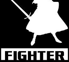 Fighter Inverted by astevensdesigns