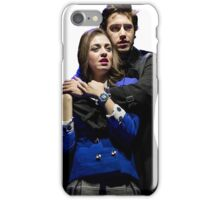 Veronica and JD iPhone Case/Skin