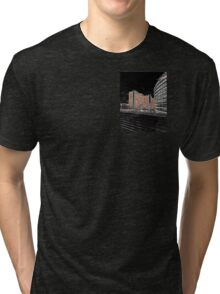 Night image Tri-blend T-Shirt