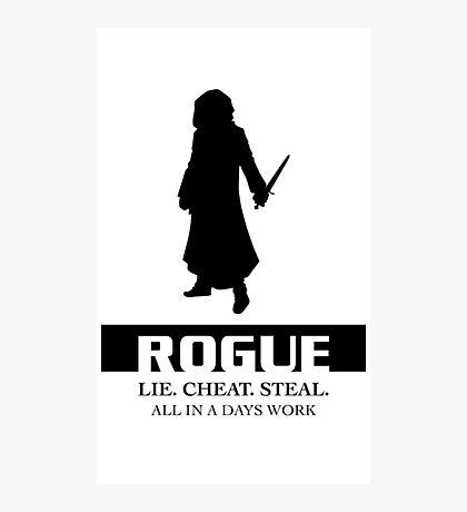 Rogue Photographic Print