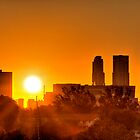 City Heat by njordphoto