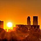 City Heat by njordphoto