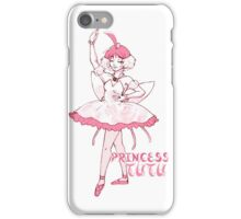 Princess Tutu of Roses iPhone Case/Skin