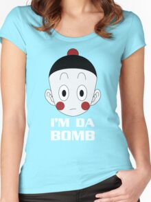I'm The Bomb Women's Fitted Scoop T-Shirt