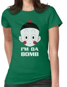 I'm The Bomb Womens Fitted T-Shirt