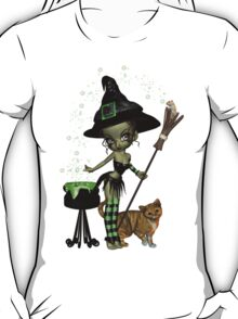 Little Earth Witch T-Shirt