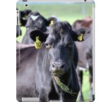 How Now Proud Cow iPad Case/Skin